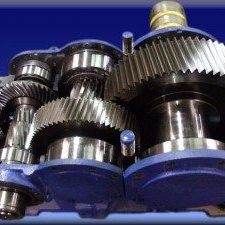 industrial gearbox repairs and gear cutting finished example